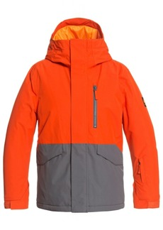 Quiksilver Big Boys Mission Solid Youth Jacket