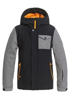 Quiksilver Quicksilver Big Boys Ridge Youth Jacket