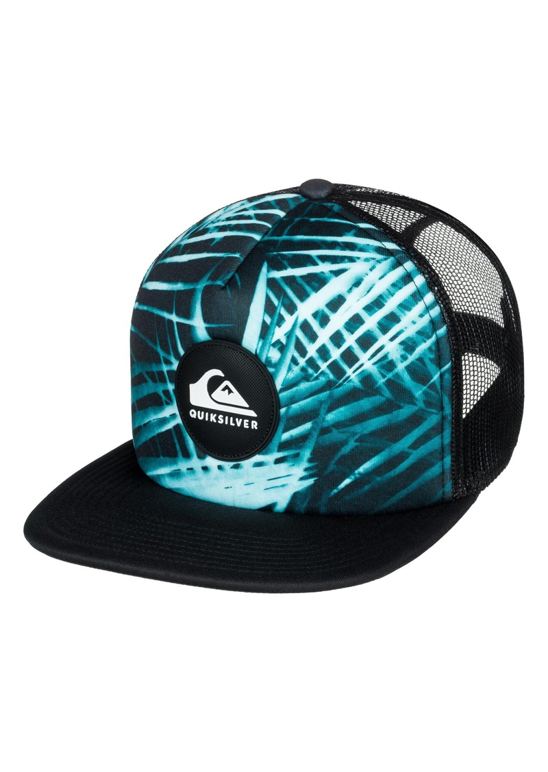 Quiksilver Quicksilver Faded Out Trucker Hat  7fd2963ef0e