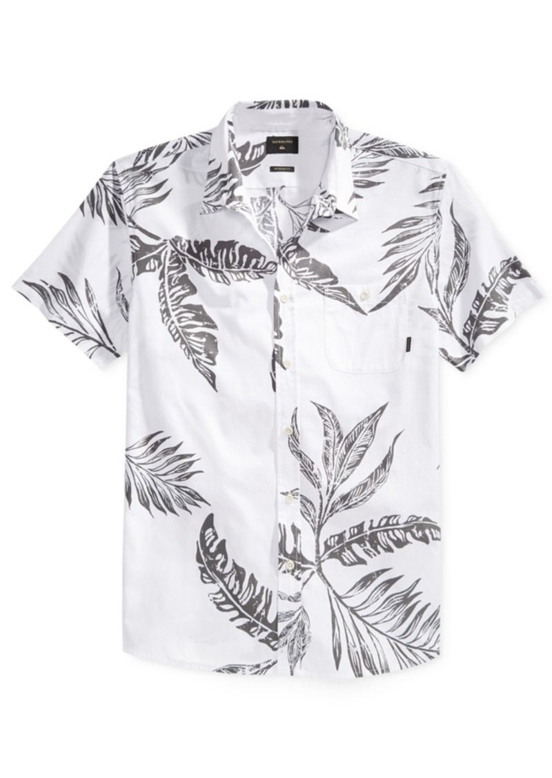 Quiksilver Quicksilver Men's Stille Betta Shirt