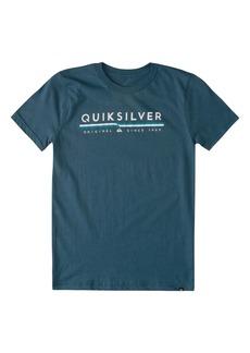 Quiksilver Quicksilver Retrolines Graphic Tee (Big Boy)