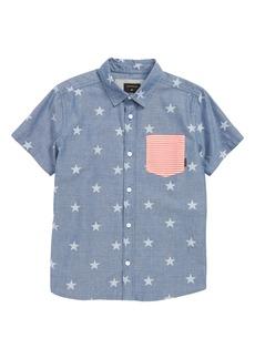 Quiksilver 4th of July Woven Shirt (Big Boys)