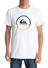 Quiksilver Active Logo Graphic T-Shirt