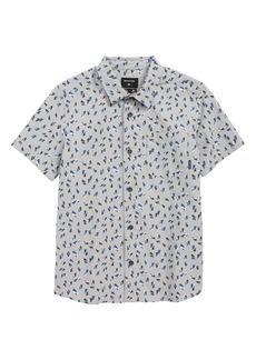 Quiksilver Akan Waters Woven Shirt (Big Boys)