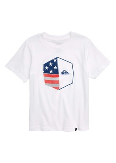 Quiksilver Americana Graphic T-Shirt (Toddler Boys & Little Boys)