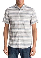 Quiksilver Aventail Stripe Woven Shirt