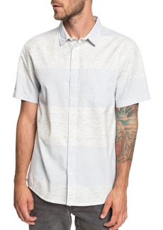 Quiksilver Bars Need Guitars Woven Shirt