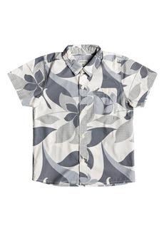 Quiksilver Bathursts Woven Shirt (Toddler Boys & Little Boys)