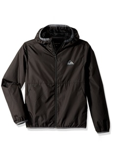 Quiksilver Big Boys' Contrasted Youth Windbreaker Jacket