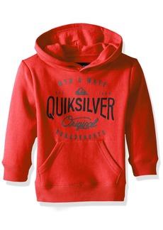 Quiksilver Big Boys Dual Fuel Hoody