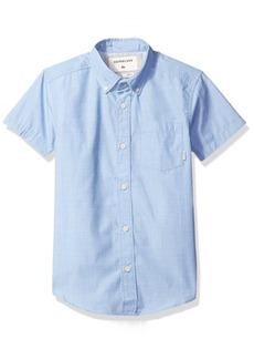 Quiksilver Youth Big Boys' Everyday Wilsden Short Sleeve Top