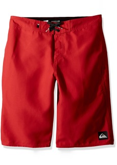 Quiksilver Big Boys' Highline Kaimana Kids Swim Trunks  28/14