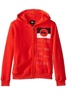 Quiksilver Big Boys' in Check Hoodie  X-Large