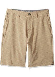 Quiksilver Big Boys' Lines Youth Hybrid Walk Shorts