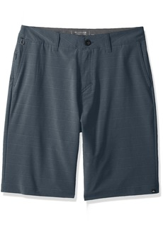 Quiksilver Big Boys' Lines Youth Hybrid Walk Shorts  /10S