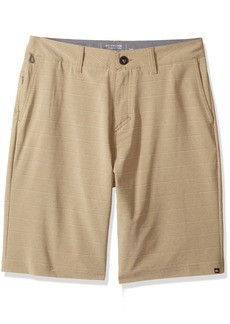 Quiksilver Big Boys' Lines Youth Hybrid Walk Shorts  /8S