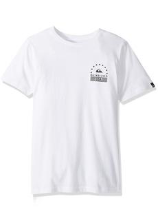 Quiksilver Big Boys' Short Sleeve Americana Graphic Tee  L/14