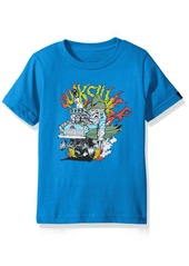 Quiksilver Big Short Sleeve Graphic Tee