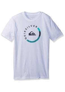 Quiksilver Big Boys' Slab Session Youth Tee Shirt