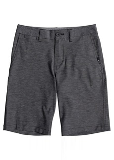 Quiksilver Big Boys' Union Heather Amphibian Kids Swim Trunks