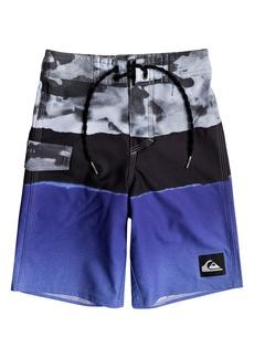 Quiksilver Blocked Resin Camo Board Shorts (Toddler Boys & Little Boys)