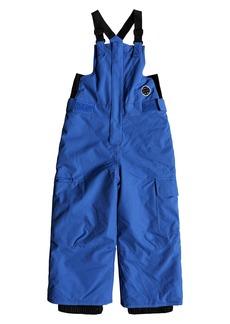 Quiksilver Boogie Snow Pants (Toddler Boys & Little Boys)