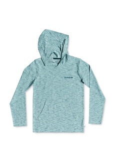 Quiksilver Boys' Cotton Kentin Striped Hoodie - Big Kid