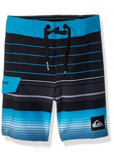 Quiksilver Boys' Highline Swell Vision Kids Swim Trunks