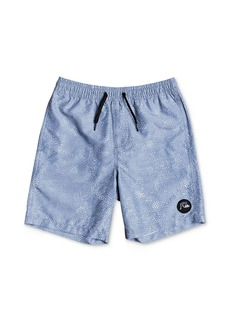 Quiksilver Boys' Micro Dose Volley Swim Trunks - Big Kid