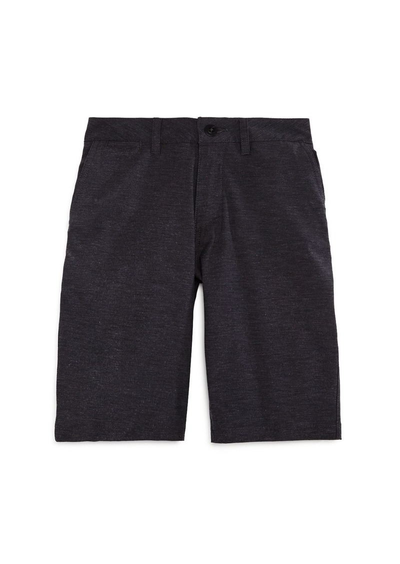 Quiksilver Boys' Union Heathered Amphibian Swim Shorts - Big Kid