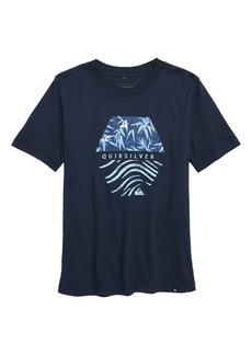 Quiksilver Breakfast Graphic T-Shirt (Big Boys)