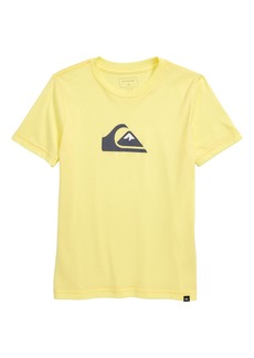 Quiksilver Comp Logo T-Shirt (Big Boys)