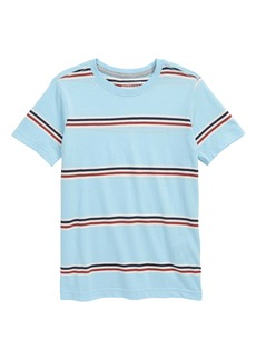Quiksilver Coreky Stripe T-Shirt (Big Boy)