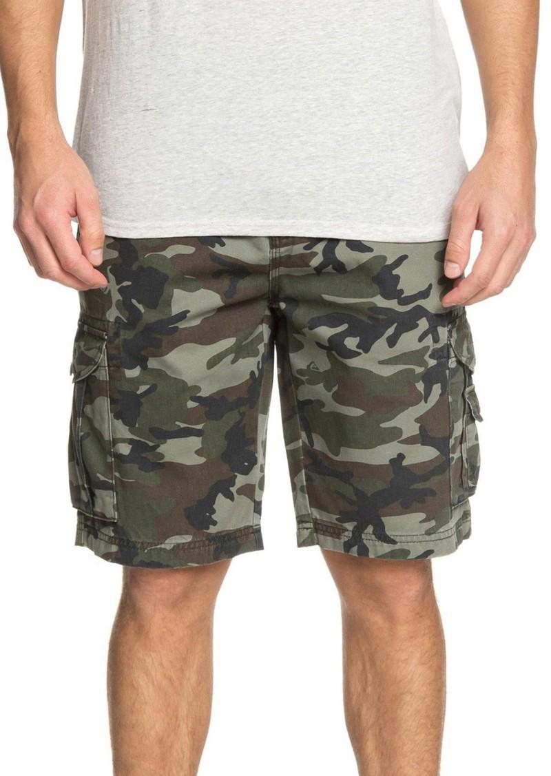3478e76447 Quiksilver Quiksilver Crucial Battle Cargo Shorts | Shorts