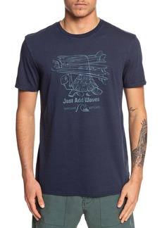 Quiksilver Curious Adventurer Graphic T-Shirt