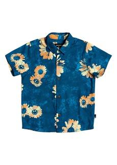 Quiksilver Daisy Spray Woven Shirt (Toddler & Little Boy)