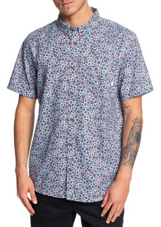 Quiksilver Ditsy Dreamer Floral Print Shirt