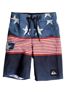 Quiksilver Division Independent Board Shorts (Toddler Boys & Little Boys)