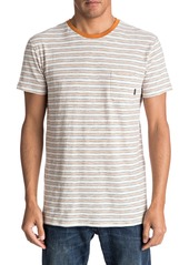 Quiksilver Dumaran Stripe Pocket T-Shirt