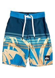 Quiksilver Everyday Tropics Board Shorts (Toddler & Little Boy)