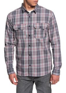 Quiksilver Fitz Sport Shirt