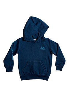 Quiksilver Flanklin Sunset Logo Hoodie (Toddler Boys & Little Boys)