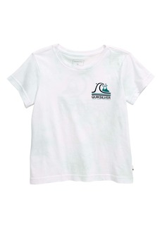 Quiksilver Global Beat T-Shirt (Toddler & Little Boy)