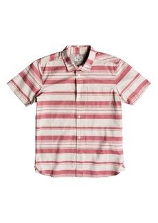 Quiksilver Good Wall Woven Shirt (Big Boys)