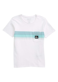 Quiksilver Grass Roots Pocket Graphic Tee (Big Boy)