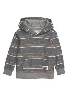 Quiksilver Great Oway Stripe Hoodie (Toddler Boys & Little Boys)