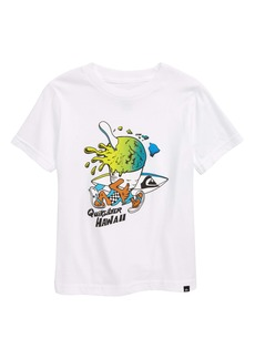 Quiksilver Hawaii Shaved Ice Graphic Tee (Toddler & Little Boy)
