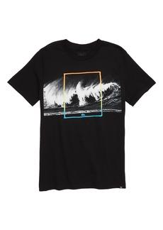 Quiksilver Heavy Vibe Graphic T-Shirt (Big Boys)