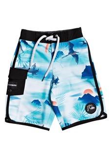 Quiksilver Highline Hi Iwa Board Shorts