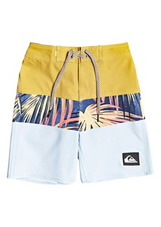 Quiksilver Highline Paradiso Board Shorts (Toddler & Little Boy)